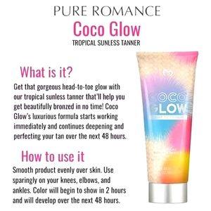 Pure Romance coco glow